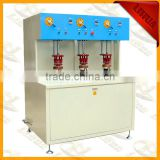 China make automatic 3-station high frequency aluminum tube welding machine for stainless steel kettle