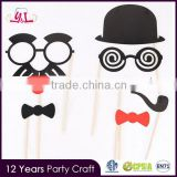Wedding Accessory Mustache Lip Photo Booth Props For Wedding Decoration                                                                         Quality Choice