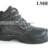 industrial steel toe shoes hard work shoes high ankle safety shoes for engineers steel plate shoes