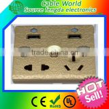 The New Goods USB Wall Plate/Receptacle/Outlet With USB Output
