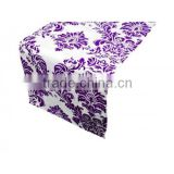 Exclusive Design Jacquard Table Runner For Party Decoration