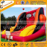 inflatable basketball hoop game,shooting balls sportgames A6006