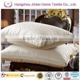 China Wholesale Home Textile Adults White goose Feather Pillow