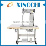leather industry use post bed sewing machine