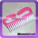 2014 high quality nail cleaning brush nail art