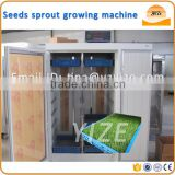 Micro-computer Control Hydroponic Fodder System/Hydroponic Seeds Sprouting Equipment for Feed Animal,Poultry