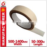 Decorated Adhesive High Temperature Crepe Paper Masking Tape For Car Spray