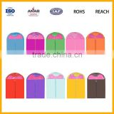 Promotion Waterproof Dustproof Plastic Clothes Cover Bag Men and Women Garment Bags Cover Business Suit Cover Bag