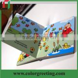 cheap children's coloring story books printing hardcover kids board book with gloss lamination hot selling full color print book