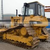 China Sell Used Mini Bull Dozer Cat D4H Wide Track /Used Caterpillar D4H LGP Dozer/Cat D3C D4C D4H D5G D5H Crawler Bulldozer