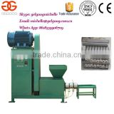 Factory Price Hot Sale Charcoal Rod/Stick/Club Extruding Machine/Sawdust Briquette Machine