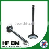 motorcycle exhaust valves,long experiences factory with high speak in quality and service
