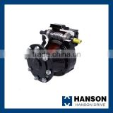 Irrigation wheel drive Gearboxes 50/1 or 52/1 ratio