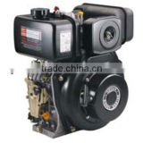6-6.6kw Horizontal Shaft Air-Cooled Diesel Engine (KM186FA)