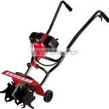 2017 New 4 stroke Portable petrol rotary cultivator garden weeder Rotary Tiller indian