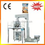 Full automatic Measuring cups device powder sugar salt packaging machine