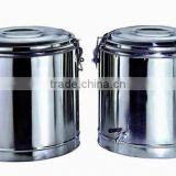 stainless steel heat preservation barrel For Sale