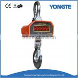 1t to 10t Overhead Crane Using OCS Weighing Crane Scale