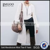 MGOO Cheap Price Stock Pullover Long Sweater Wholesale ugly christmas sweater Fashion Winter Sweater Coat for Women JR1074