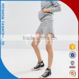 Female shorts Summer Cotton thin breathable pants home leisure fitness fertilizer increased beach pants shorts