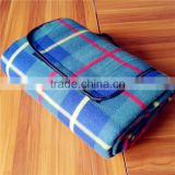 fleece plaid printed new design multicolor knitted sherpa children baby rag girl beach travel thick made throw blanket