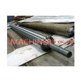 Steel Pipe Guide Roll , Paper Mill Rolls for Delivering Paper / Felt / Dryer Screen