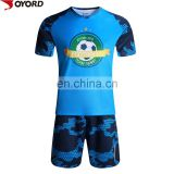 2017 factory customized soccer team wear