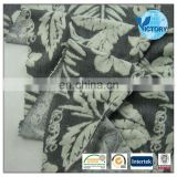 CVC 70/30 Jacquard Organic Cotton Terry Towel Shorts Fabric for Baby Sportswear,Garment,etc.