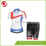 2016 NEW Custom made Cycling jersey OEM service cycling uniform