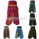 HAREM TROUSERS HIPPY BOHO ALADIN ALIBABA Man Woman JUMPSUIT