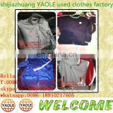 shijiazhuang lady and men used sport clothes for japan used clothing exporters
