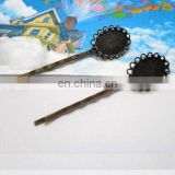 13*18MM double lace hairpin with tray