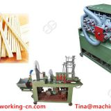 professional wood chopstick making machine in China for sale