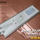 Integrated Solar Powered LED Street Light With 5 Year Warranty
