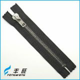 Low price high quality fancy metal zippers wholesale