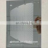 Chemical Etching 316L Stainless Steel Sheet 0.4mm Thick for Decoration