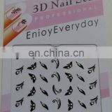 Beauty 3D Nail Sticker