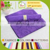 polyester dinner table decorative napkin Cloth,Size50X50cm Square Table Napkins Pocket Towel Wedding Restaurant
