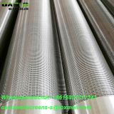 Stainless Steel Continuous Slot V Wire Johnson Screens for Water Well Drilling