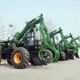 China sugarcane grab loader cameco sp 1850