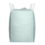 Breathable container bulk bag