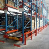 Anti-seismic Performance Shuttle Pallet Shuttle Storage System