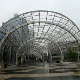 Use For Stadium Wind Resistant Steel Structure Space Grid