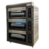 electric luxury single deck oven for bread for sale
