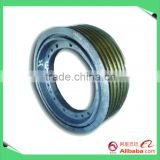 MITSUBISHI elevator traction wheel, elevator wheel sheave, elevator pulley sheave