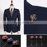Men's Accessories Anchor Metal Boutonniere Brooch Corsage Lapel Pin Prom Wedding
