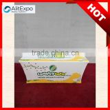 Best Alibabab Manufacturing Smart design custom Full Color Printing 6ft 8ft Trade show fabric Table Cloth