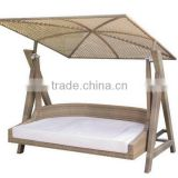 Garden patio furniture leisure rattan hammock hanging chair (DW-H005)                                                                         Quality Choice