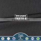Best Selling Latest Style AZO-free TR lamb wool pinstripe suit fabric                                                                         Quality Choice