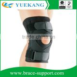 ISO Approved Neoprene Knee Support for Arthritcs, Best Open Patella Kneecap Protector Wrap Relieves Pain Symptoms